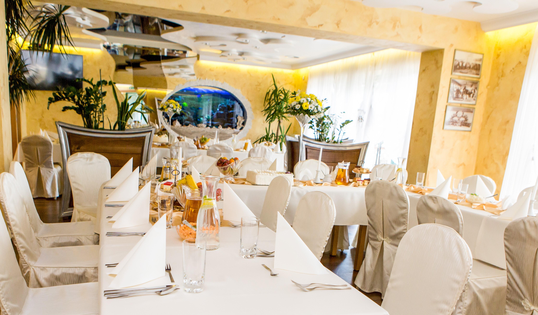 Komunia w Hotelu i Restauracji Classic w Rzeszowie